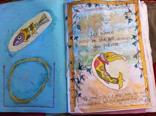 beginning journal
